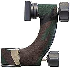 LensCoat Induro GHB1 Cover Forest Green Camo