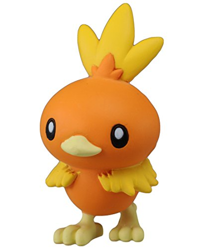 "Takaratomy Official Pokemon X and Y MC-057 2"" Torchic Action Figure"