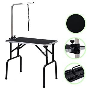 Mobile Dog Grooming Table For Sale