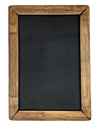 Vintage Framed Slate Kitchen Chalkboard ( 7\