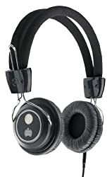 Ministry of Sound EX913-BL 006 Over-Ear Headphone (Black)