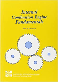 Internal Combustion Engine Fundamentals Solution Manual