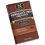 Newman's Own Mocha Milk Chocolate Bar - 12 Pack