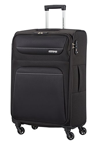 american-tourister-springhill-spinner-equipaje-de-cabina-negro-black-m-66cm-61l