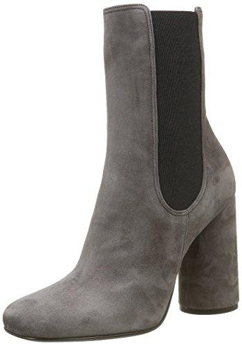 Kallisté5889.2 - Stivali a metà polpaccio con imbottitura leggera Donna , Grigio (Grau (7064 Grigio)), 40 EU