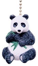 Black & White Panda Bear Lover Ceiling Fan Light Pull