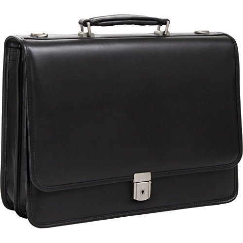 mcklein-usa-lexington-double-compartment-laptop-case-black-by-mcklein-usa