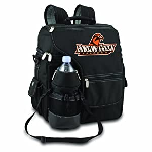 NCAA Bowling Green Falcons Turismo Insulated Backpack Cooler by Picnic Time