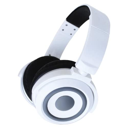 ZHP-005R X2 Hybrid Headphones White