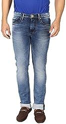 Killer Men'S Slim Fit Jeans (9102 Morris Skft Usdbl_38, Blue, 38)
