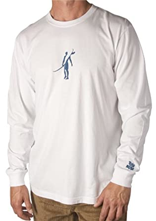 Toes on the Nose Young Mens Dawn Patrol Long Sleeve T-Shirt by Toes on the Nose