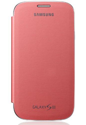 Samsung Notebook Style Etui rabat pour Samsung Galaxy S3 - Rose
