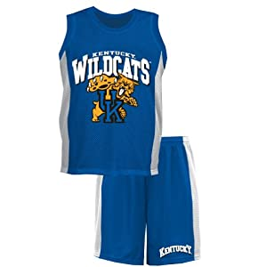 NCAA Kentucky Wildcats Youth Apparel Set (2-Piece) by PEAKSEASON