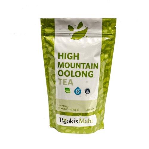 Pooki'S Mahi High Mountain Oolong Tea, 2 Ounce