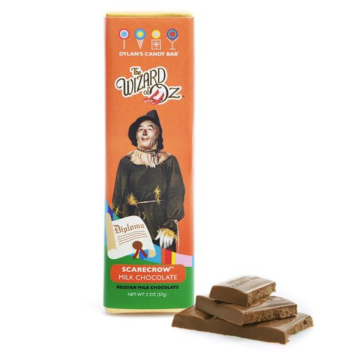 Dylan's Candy Bar Wizard of Oz - Scarecrow Milk Chocolate Bar