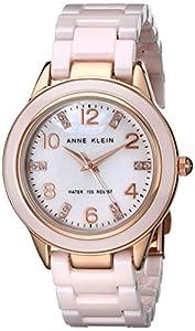 Anne Klein Women's 10/9344RGLP Watch