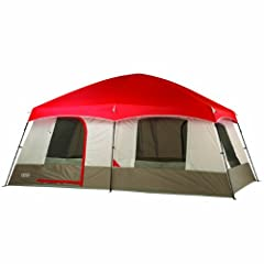 Buy Wenzel Timber Ridge 16x10-Feet Ten-Person Cabin Tent by Wenzel