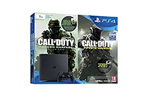 Sony PlayStation 4 1TB + Call of Duty: Infinite Warfare Early Access Bundle from Sony Interactive Entertainment Europe Limited