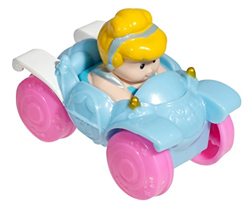 Fisher-Price Little People Disney Wheelies Cinderella - 1
