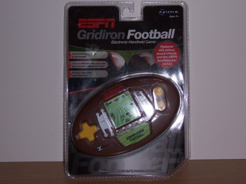 Gridiron Football Electronic Handheld Game