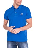 SIR RAYMOND TAILOR Men'S Polo Shirt Short Sleeve Model 309 (SAX)
