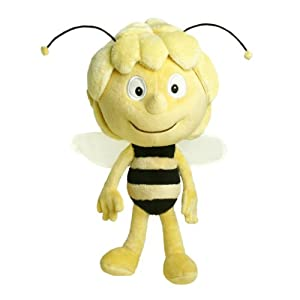 Amazon.com: Maya the Bee Plush 30cm by Hauptgruppe: Toys & Games
