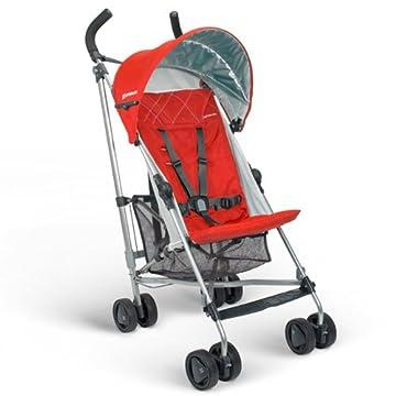 UppaBaby G-Lite Stroller (Denny Red)