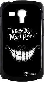 Coque pour Samsung Galaxy S3 mini - Alice au pays des merveilles - ref 1069