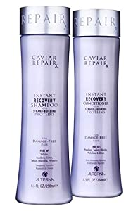 Alterna Caviar Repair Instant Recovery Shampoo & Conditioner Duo (8.5 oz each)