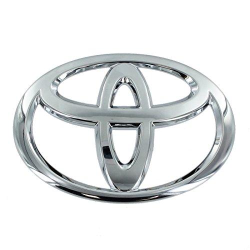 Badge de coffre de rechange pour Toyota Aygo 2005+