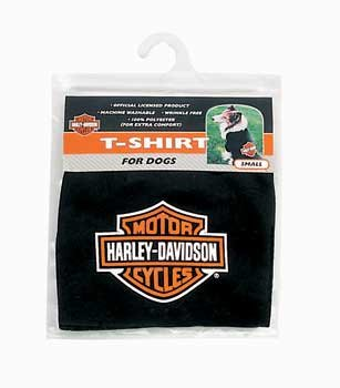 C Harley Davidson T - shirt Black - large