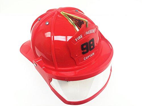 GIFTEXPRESS-Toy-Firefighter-Helmet-with-VisorFireman-HelmetFireman-hat
