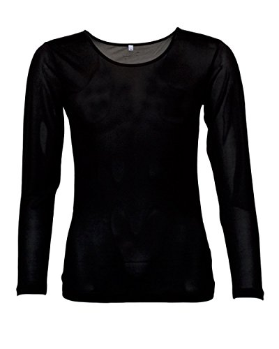 foster-natur-chaleco-para-mujer-color-negro-talla-xx-large