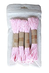 Raffia for Bundle Gifts Functional DIY Material (Pink)