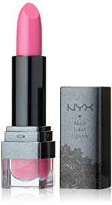 NYX Cosmetics Black Label Lipstick, That 70'S Pink