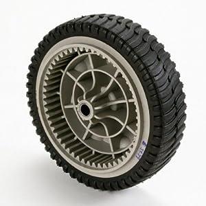 Mtd Lawn Mower Part # 734-04018a Wheel-gear 8x2.125 by MTD