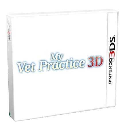 My Vet Practice 3D (Nintendo DS)