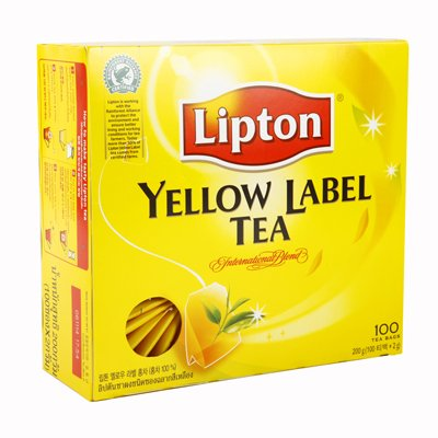 Lipton Yellow Label Tea Bags Orange Pekoe-100'S