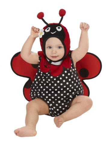 Kids Infant Romper, Ladybug