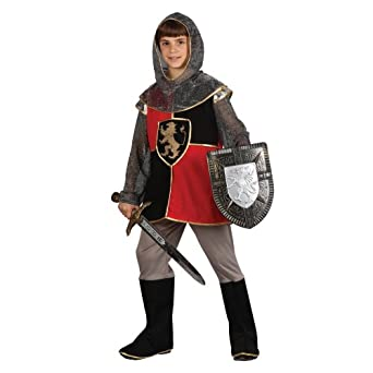 Deluxe Knight of the Realm - Kids Costume 3 - 4 years