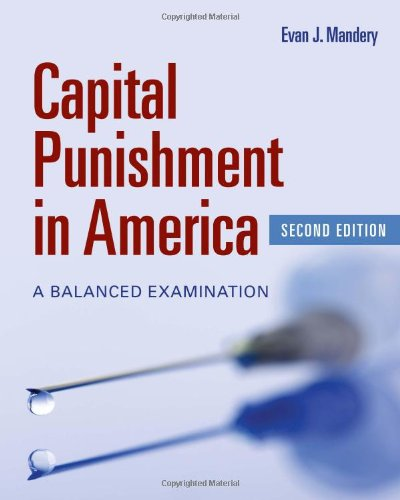 Capital Punishment In America: A Balanced Examination