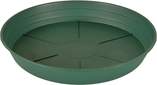 Hydrofarm HGS12P Green Premium Saucer 12-Inch, pack of 10 (10 Pot Saucer compare prices)