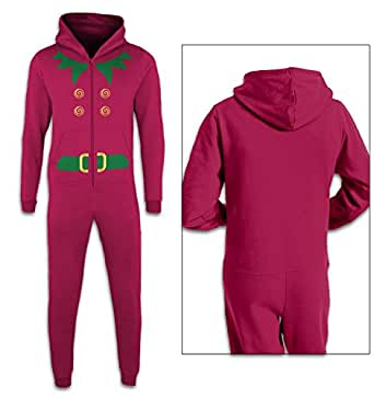 Elf Costume (Green Detail) Kids Onesie