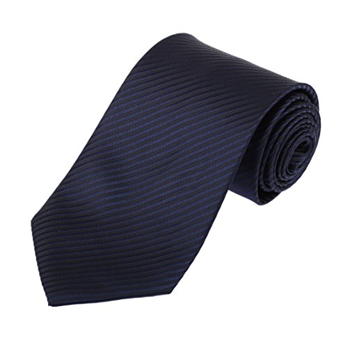 DAA3A01-Multi-Color-Stripes-Microfiber-Working-Neckties-Holidays-Gift-By-Dan-Smith