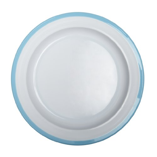 Oxo Tot Plate For Big Kids, Aqua back-983585