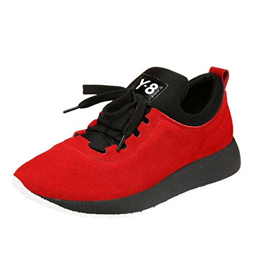 fq-real-girls-new-style-casual-platform-lace-up-athletic-suede-fashion-sneaker-35-ukred