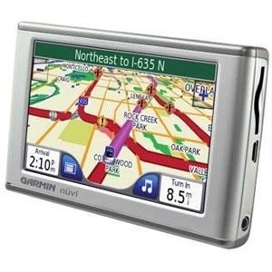 Garmin Nüvi 660 Widescreen Travel Assistant With Fm Transmitter And Bluetooth Technology