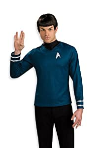 Rubie's Costume Star Trek Into The Darkness Spock Wig