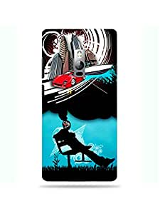 alDivo Premium Quality Printed Mobile Back Cover For One Plus 2 / One Plus 2 Back Cover (MKD085)