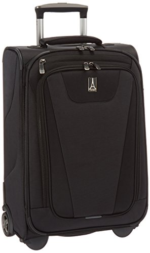Travelpro Maxlite 4 Expandable  Rollaboard 22 inch Suitcase, Black